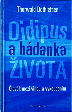 Oidipus a hádanka života obálka knihy