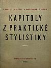 Kapitoly z praktické stylistiky