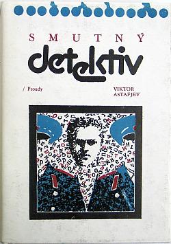 Smutný detektiv obálka knihy
