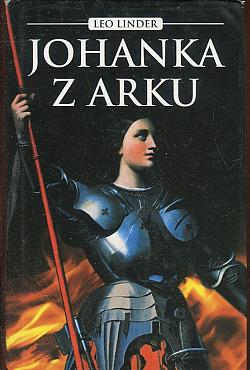 Johanka z Arku obálka knihy