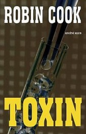 Toxin obálka knihy