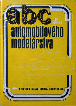 ABC automobilového modelárstva obálka knihy