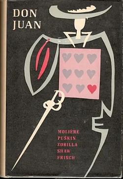 Don Juan (divadelné hry) obálka knihy