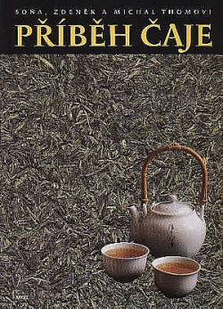 Příběh čaje obálka knihy