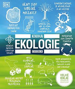 Kniha ekologie obálka knihy