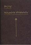 Dejiny biskupstva nitrianskeho