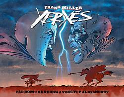 Xerxés: Pád domu Dareiova a vzestup Alexandrův obálka knihy