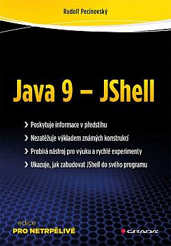 Java 9 - JShell obálka knihy