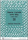 Poezie italská nové doby IX.