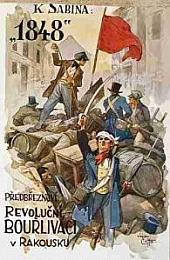 1848 Předbřeznoví revoluční bouřliváci v Rakousku - díl II., svazek 2 obálka knihy