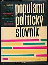 Populární politický slovník