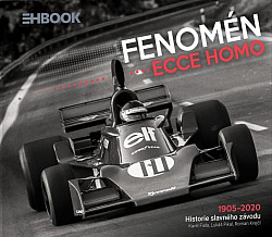 Fenomén Ecce Homo obálka knihy
