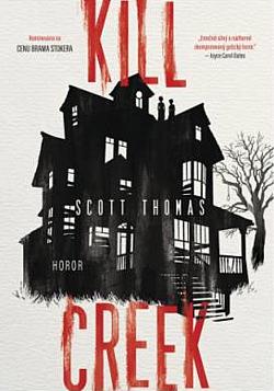 Kill Creek obálka knihy