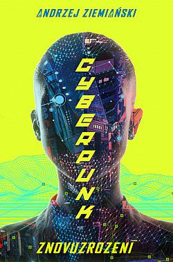 Cyberpunk obálka knihy