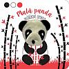 Malá panda - prsťáčkové leporelo