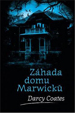 Záhada domu Marwicků obálka knihy