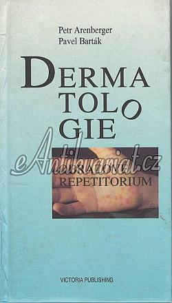 Dermatologie obálka knihy