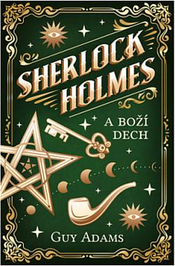 Sherlock Holmes a Boží dech obálka knihy