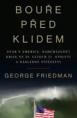 Bouře před klidem obálka knihy