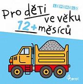 Leporelo pro děti ve věku 12+ měsíců obálka knihy