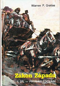 Pronásledování obálka knihy
