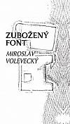 Zubožený font
