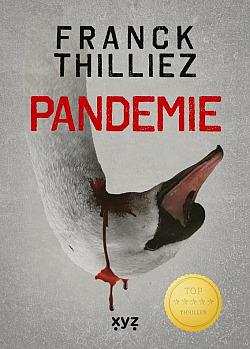 Pandemie obálka knihy