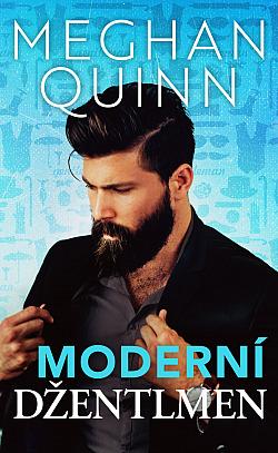 Moderní džentlmen obálka knihy