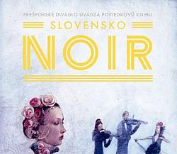 Slovensko NOIR obálka knihy