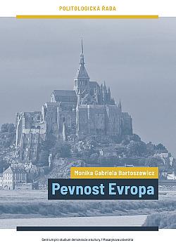 Pevnost Evropa obálka knihy