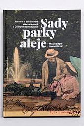 Sady, parky, aleje obálka knihy