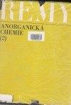 Anorganická chemie II. díl