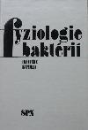 Fyziologie baktérií obálka knihy