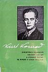 Kurt Konrad - spolutvůrce pokrokové kulturní politiky a literární kritika na Moravě v letech 1918-1938