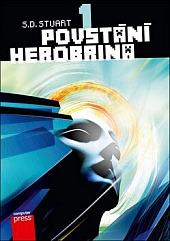 Povstání Herobrina obálka knihy