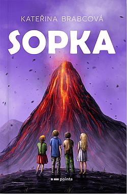 Sopka obálka knihy