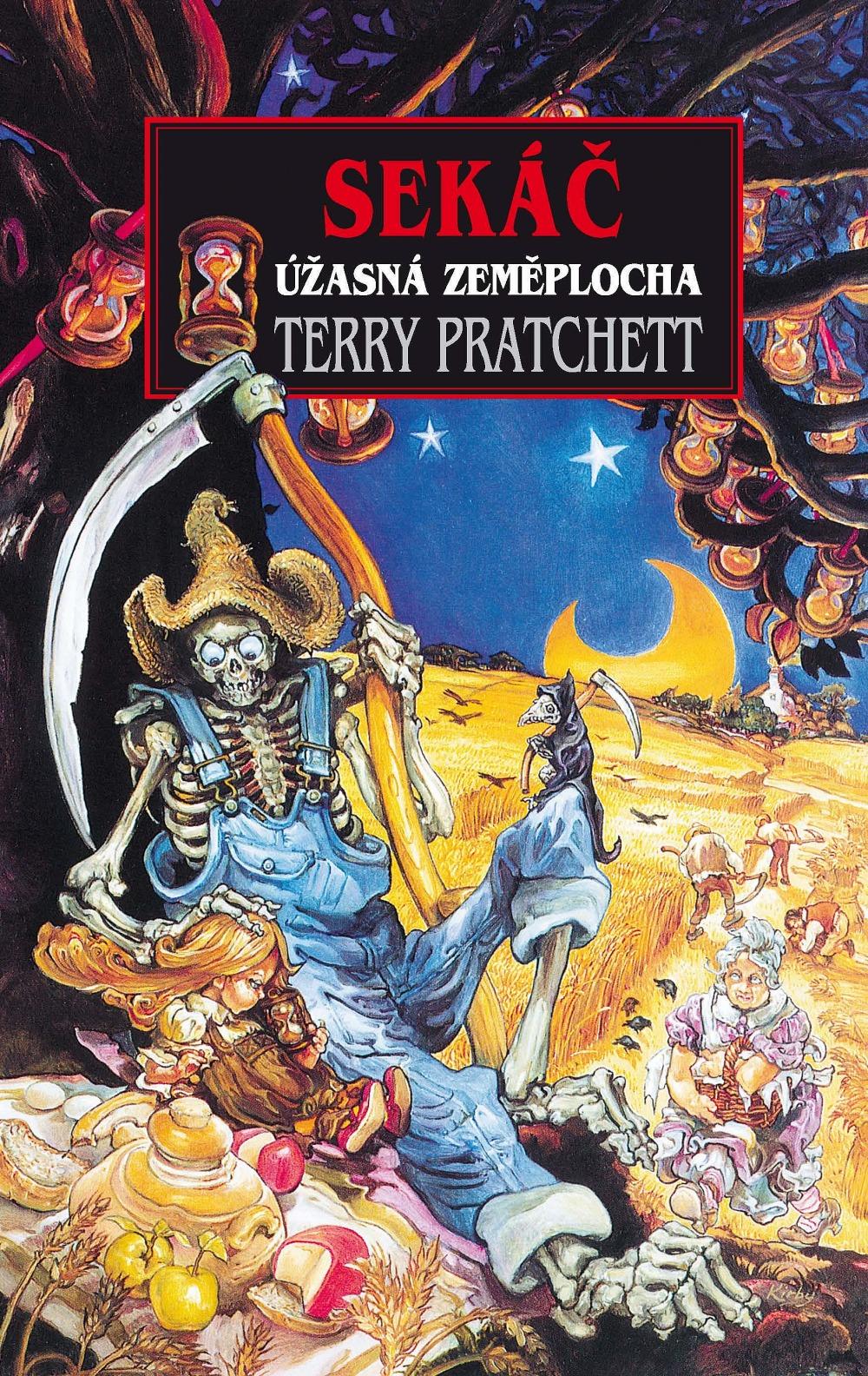 Kniha Sekáč (Terry Pratchett)