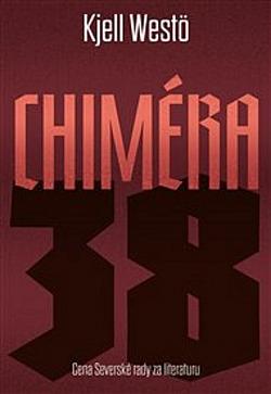 Chiméra 38 obálka knihy