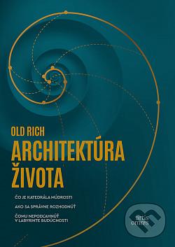 Architektúra života obálka knihy