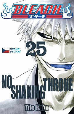 No Shaking Throne obálka knihy