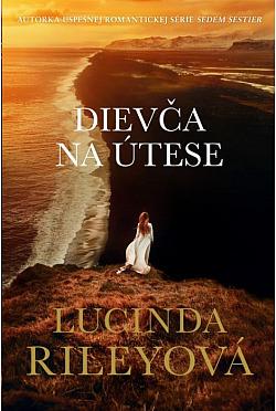 Dievča na útese obálka knihy