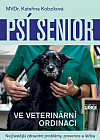 Psí senior ve veterinární ordinaci