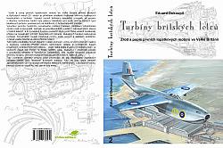 Turbíny britských letců obálka knihy