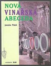 Nová vinařská abeceda obálka knihy