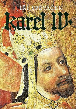 Karel IV. obálka knihy