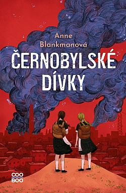 Černobylské dívky obálka knihy