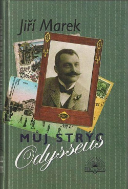 Můj strýc Odysseus obálka knihy