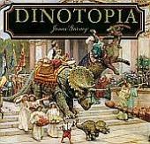Dinotopia: Krajina mimo času obálka knihy