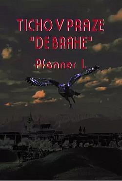 """Ticho v Praze """"de Brahe"""" obálka knihy"""