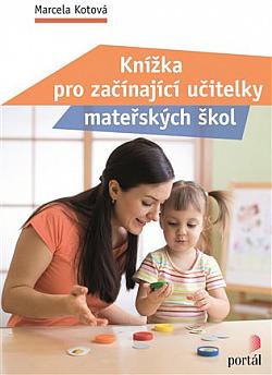 Knížka pro začínající učitelky mateřských škol obálka knihy